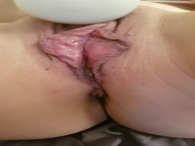 Amateur Big Pussy Lips Fuck