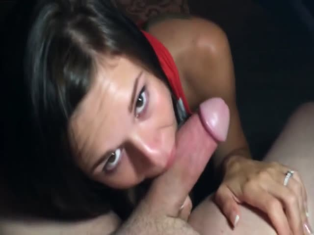 Wife Sucks Friends Big Cock