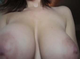 Busty curvy babe gets nice creampie
