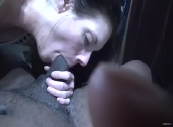Slutty Wife Finally Experiences Interracial Sex