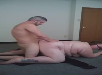 BBW Chrissie cumming hard on my cock