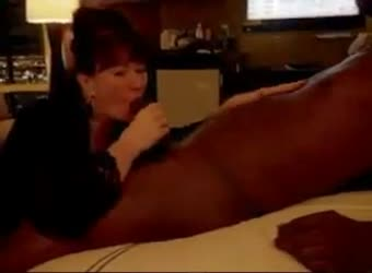 Passionate interracial cuckold