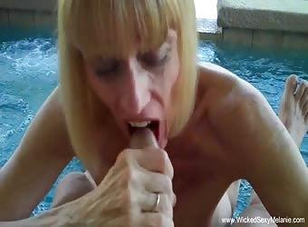 Sexy Time With Grandma Melanie