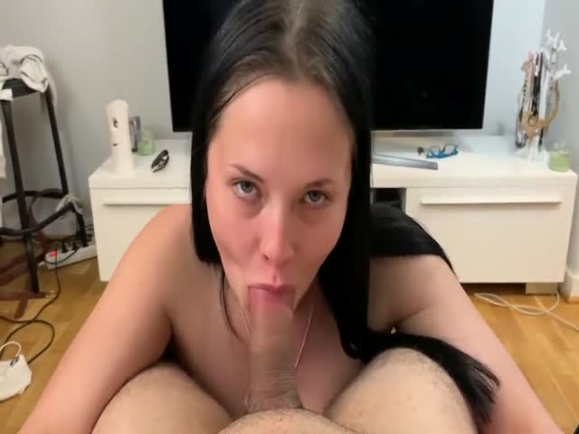 Cum Swallowing Teen Cutie