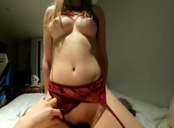 Sexy fuck with 18yo lingerie teen