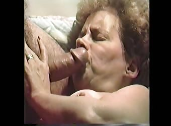 jizzed wifeys face - wifey takes a load on her face