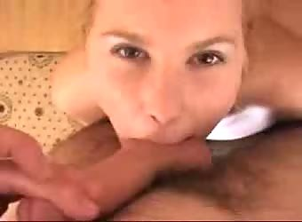 Cock hungry blonde amateur is a good dirty slut