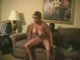 Gangbanged mature wife recorded by husband