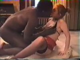 Hot redhead wife never tasted black dick