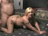 Mature chubby couple amateur sextape