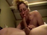 Deepthroatmamma - A little ride before swallow