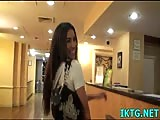 Public sex and exhibition makes her horny