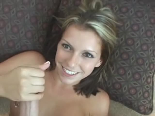 Amateur Blowjob Swallow Cum