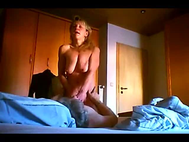 Wife Machine Dildo Orgasm