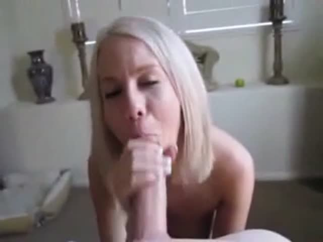 Blonde sucking big dick Cute Blonde Suck Big Dick For Facial At Homemoviestube Com