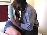 Quiet Wife gets BBC creampie