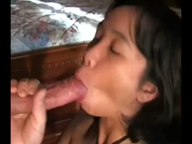 Busty Asian Milf Creampie