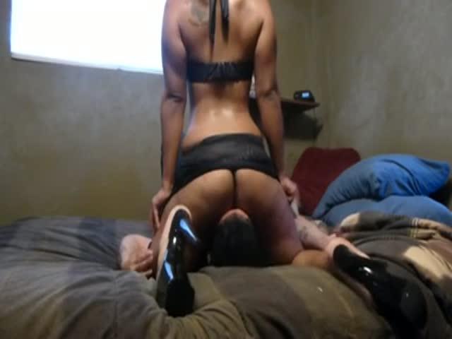 Slim Thick Ebony Orgasm