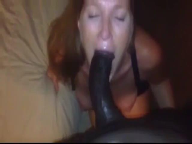Ebony Sucking Bbc Facial