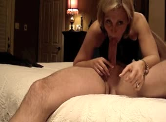 Wife giving a fantastic 69 mouth creampie
