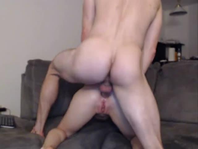 Big Black Ass Anal Creampie