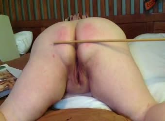 Naughty Slut Wife Gets Her Red Ass Spanked