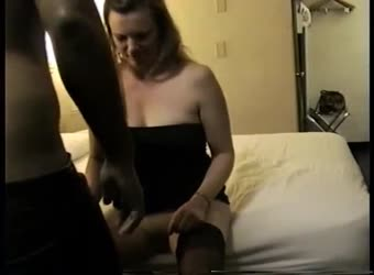First black cock for new cuckold wife