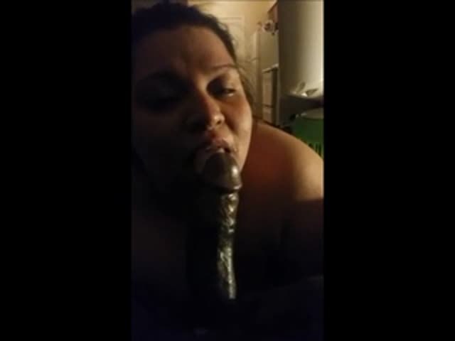 Hot black girl cum on dick - part 2 on pornurbate com.