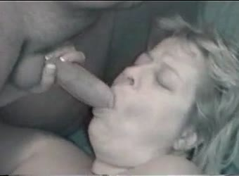 Fat mature wife gets shared with buddy