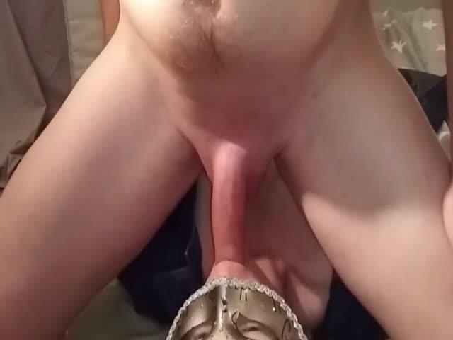 Amateur Teen Bondage Blowjob