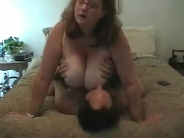 Homemade Big Tits Riding