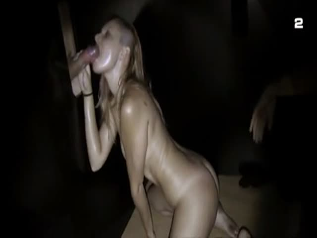 Nicolas stock bar stripper nude