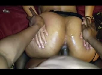 Bbw Latina Anal Porn - Latina anal training and anal sex at HomeMoviesTube.com