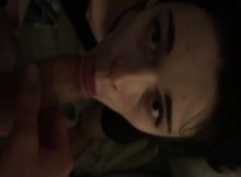 Hot pov blowjob and facial