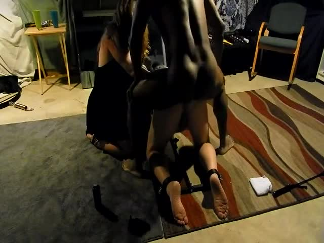 Husband Filming Wife Creampies