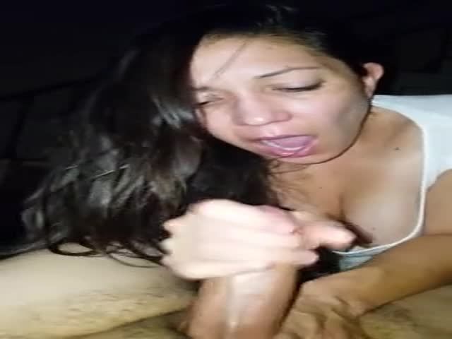 She Cums Cum Inside Her