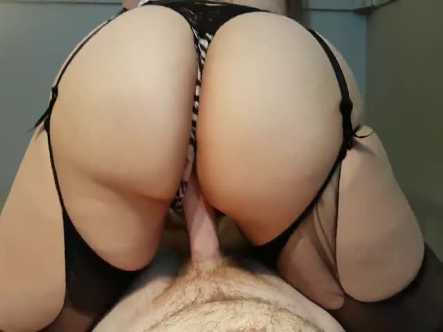 Big Cock Reverse Cowgirl