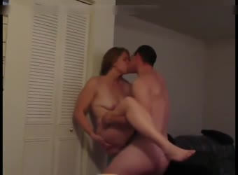 Wife first time cuckolding and she is enjoying it