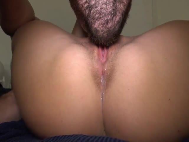 Closeup Pussy Clit Licking
