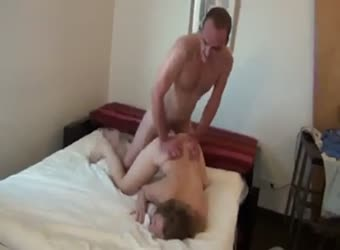 German wife fucked like a bitch while hubby watches