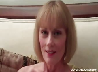 Granny blowjob with Amateur GILF