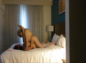 Trophy Wife Fucking With Grandpa