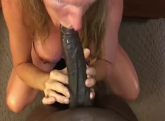 BBC vs husband's dick which does she prefer?