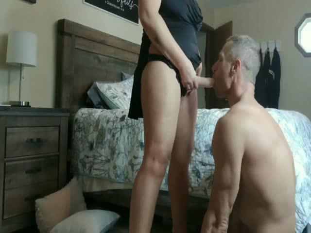 Big Ass Wife Gets Huge Cock