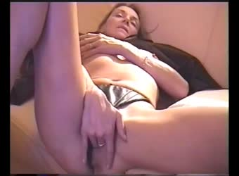 Mature French Wife Fingering And Tasting Her Pussy