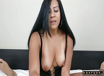 Puerto Rican Milf Riding Cock To Orgasm And Squirt