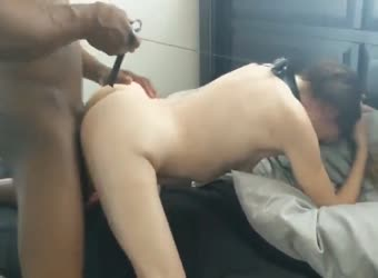 Hotwife Roxy submissive bbc fuck