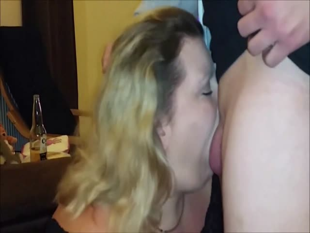 Wife Swallowing Black Cum