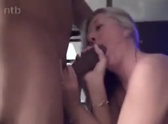 Hot granny wife gets blacked