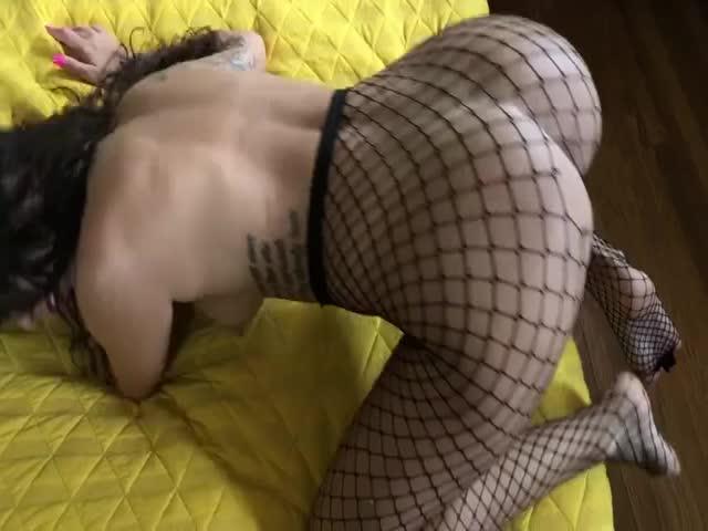 Pov Brunette Big Tits Creampie